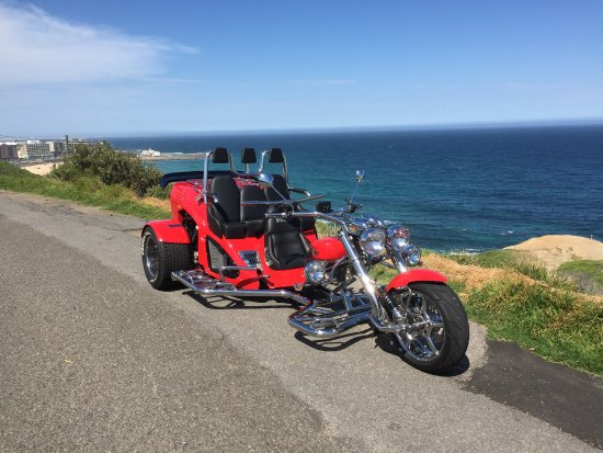 Big Red Trike Tours