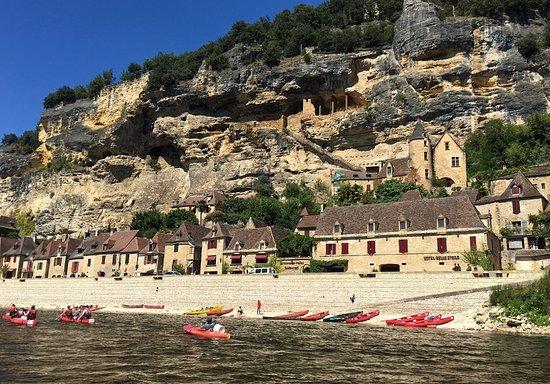 Vezac, Fransa: Village de La Roque Gageac