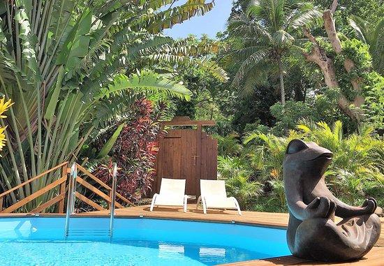 au jardin des colibris guadeloupe deshaies specialty hotel