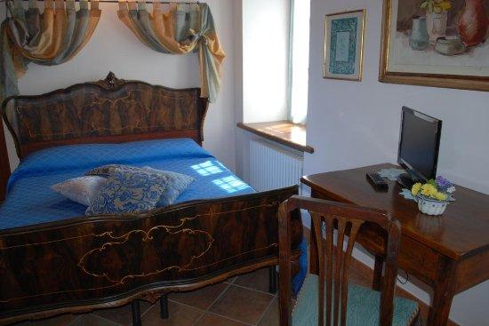 Villa San Secondo, Włochy: La Camera Azzurra
