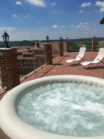 Villa San Secondo, Włochy: Stregatto spa, un centro benessere all'interno della struttura! ESCLUSA dal prezzo della camera