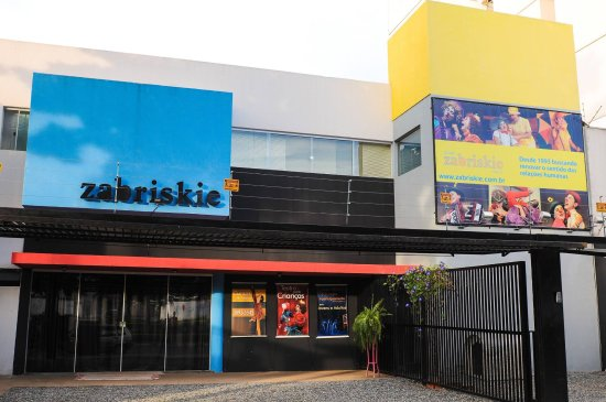 Zabriskie -Escola Theater