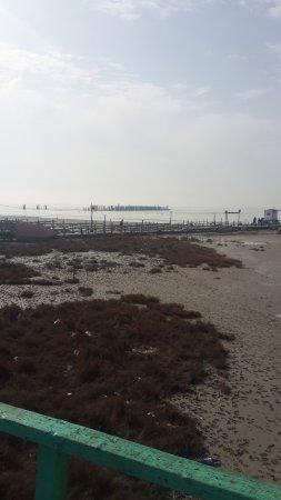 Bandar-e Torkeman, Iran: Sea