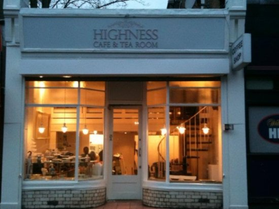 Highness Cafe And Tea Room