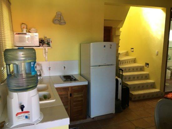 Sea Hawk : Kitchen in the apartment