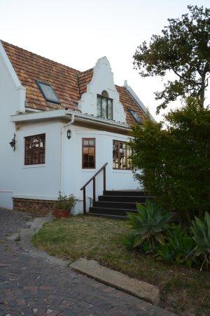 Stellenbosch, South Africa: main house