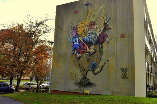 Pozytywka Mural