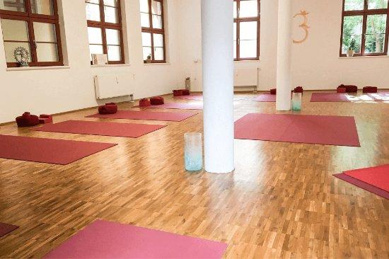 Das Bewegte Haus   Zentrum Für Yoga U0026 Ganzheitliches Leben: Großer Yogasaal