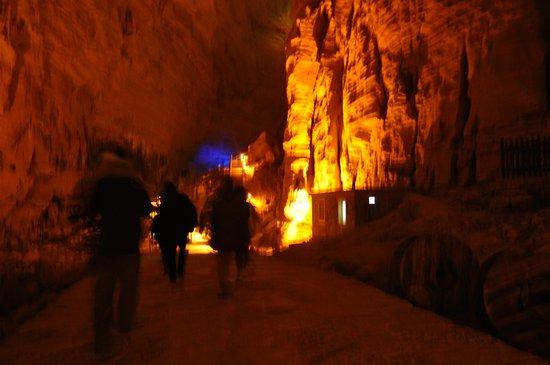 Lichuan, China: luci