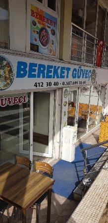 Gediz, Turquia: Bereket Güveç Salonu
