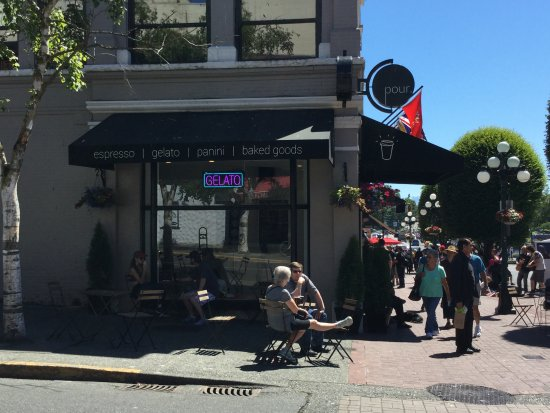 Government Street: Pour Coffee on Government St.