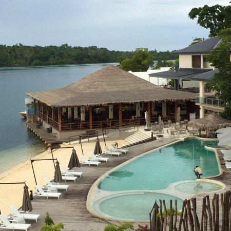 Beautiful resort with stunning views