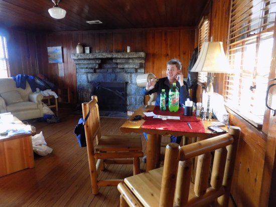 Inside Cabin 7 Sorry For The Messiness