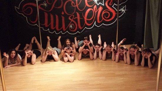 Pole Twisters