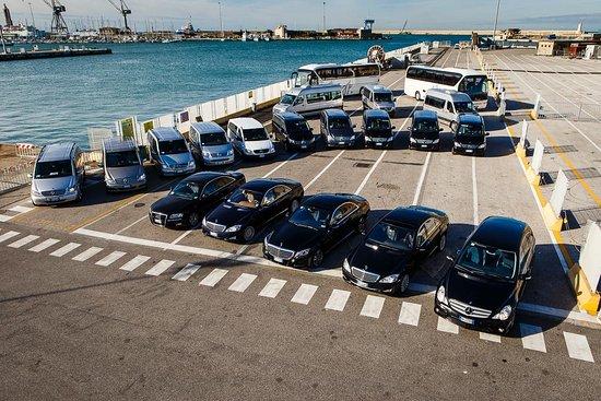 Province of Livorno, Italia: fleet