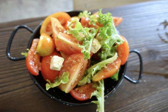 Casula, Australien: Tomato side