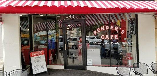 Pender S Cafe Wilmington Nc