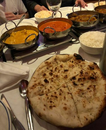 Mahaan: A reliable Indian Restaurant with great service.