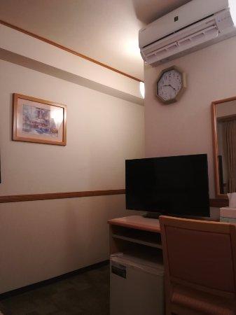 Toyoko Inn Kitami Ekimae: IMG_20180208_212307_large.jpg