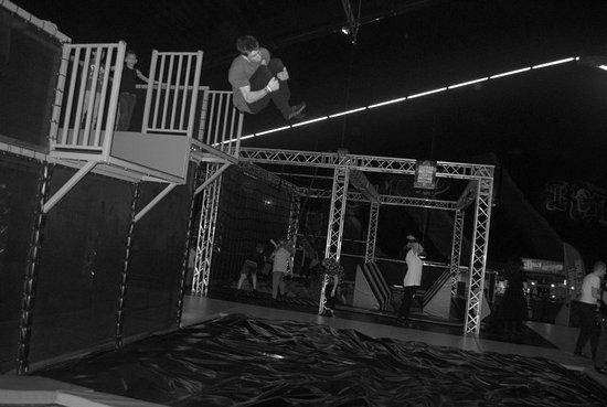 trampoline arena - jump xl trampoline park rotterdam - photo de jump