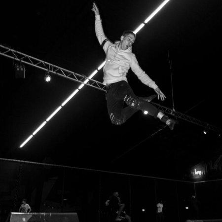trampoline arena - jump xl trampoline park rotterdam - picture of