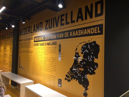 Kaaspakhuis: Geschiedenis van Woerdense kaas