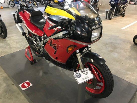 The Motorcycle Room: Rara em SA