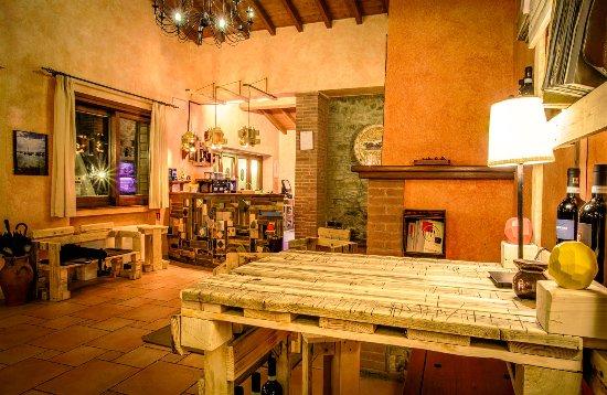 San Venanzo, Italien: Il nostro ristorante