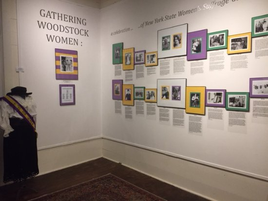 2017 Exhibit- Gathering Woodstock Women