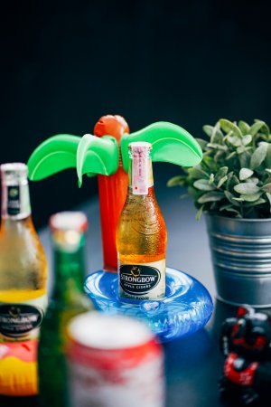 Strongbow Gold Apple, one of the best cider now available