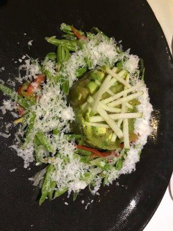 Mie Cafe : Starter for the Veg Menu