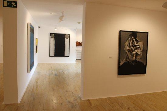 Museo de Arte Abstracto Espanol (Casas Colgadas): Museo de Arte Abstracto Espanol