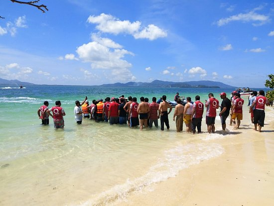 Ko Rang Yai, Thailand: Rang Yai Island