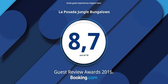 La Posada Private Jungle Bungalows: Service Ranking