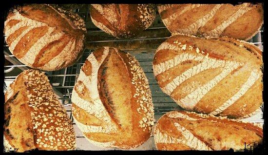 Pain boulangerie farine
