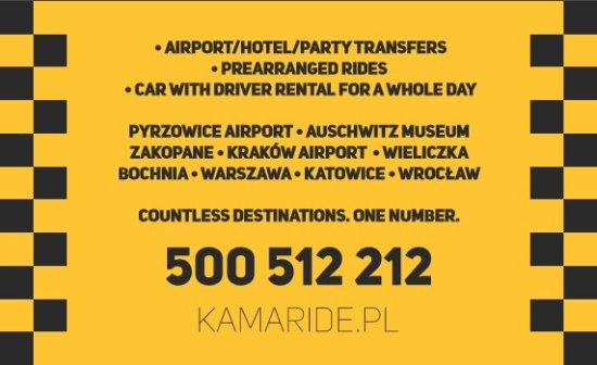 Phone number for foreigners +48 500 512 212 or + 48 603 103