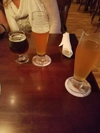 Alexandria, MN: Drinks All Around :)