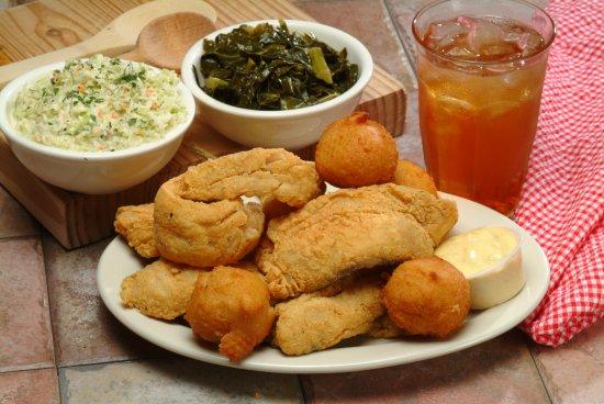 Morrow, GA: Hushpuppies and Fried Fish