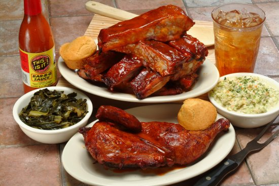Morrow, GA: BBQ made just for you!