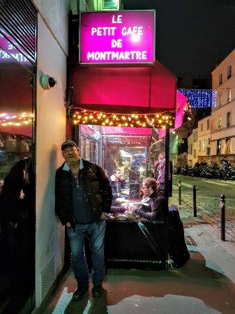 Restaurant Le Petit Ange Paris