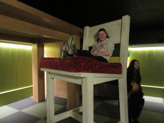 National Leprechaun Museum: The Giant Furniture