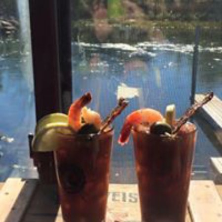 Bourne, MA: Bloody Marys, anyone?