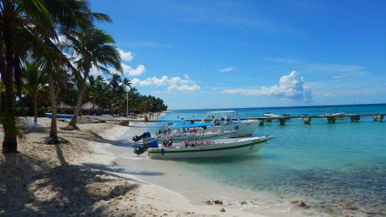 Scubafun: L'Ile de Saona