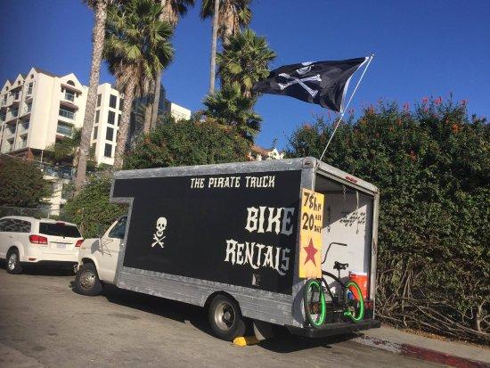 The Pirate Truck