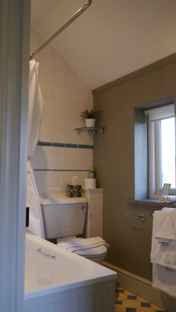 Dittisham, UK: Dartmouth Room Ensuite