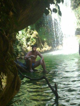 San Nicolas del Puerto Trail