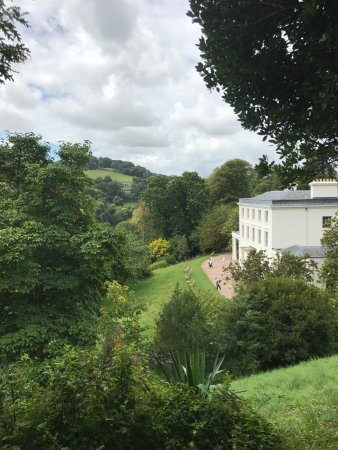 Dittisham, UK: Greenway House