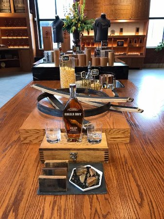 Gift Shop Picture Of Angels Envy Distillery Louisville Tripadvisor
