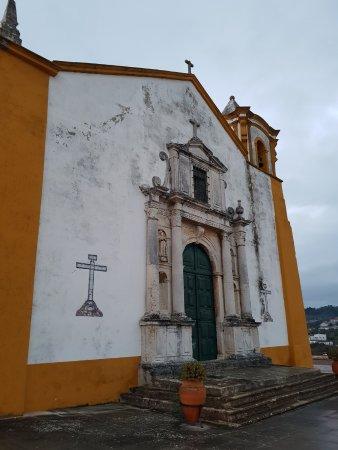 Vila Nova da Barquinha, Portugal: церковь