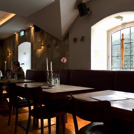 restaurant in der alten muehle bad vilbel restaurantbeoordelingen tripadvisor. Black Bedroom Furniture Sets. Home Design Ideas
